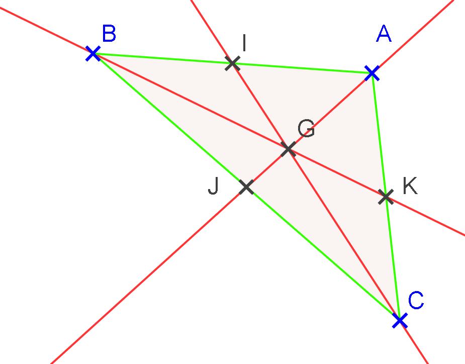 Droites remarquables du triangle - Definition d une hauteur ...